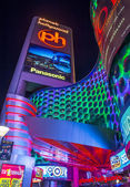 Las vegas, o planet hollywood — Fotografia Stock