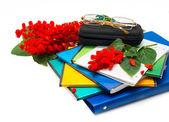 Composition with Teacher Day. — Foto de Stock