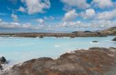 Blue Lagoon — Stock Photo