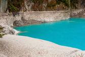 Inferno Crater Lake — Stock Photo