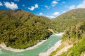 Buller river — Stock Photo