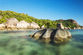 Anse Source d'Argent — Stock Photo