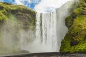 Skogafoss — Stock Photo