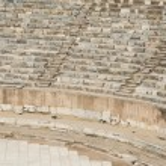 Amphitheater in Ephesus  — Stock Photo #68322951