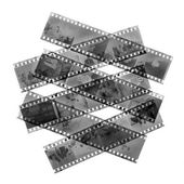 Film Negative — Stock Photo