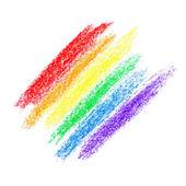Rainbow gradient — Stock Photo