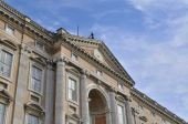 Caserta Royal Palace exterior — Stock Photo