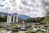 Sanctuary of the Great Gods — Stock Photo