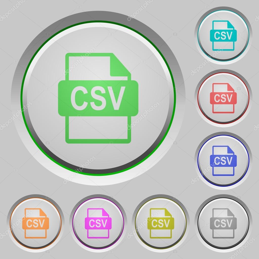 скачать формат csv