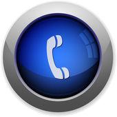 Call button — Stock Vector