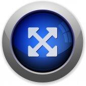 Move button — Stock Vector