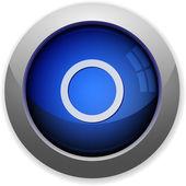 Media record button — Stock Vector