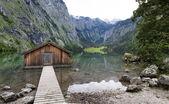 Obersee lake — Stock Photo