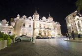 Monte Carlo casino — Stock Photo