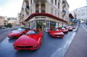 Monaco Motors — Stock Photo
