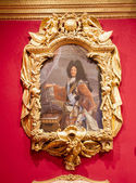King Louis XIV of France — Stock Photo