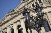 Opera House in Frankfurt — Stock Photo