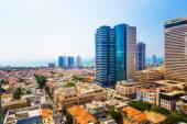 Panorama of the city Tel Aviv — 图库照片