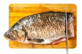 Cleaned fish  — Stock Photo