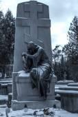 Lychakivske cemetery — Stok fotoğraf