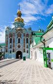 Kiev Pechersk Lavra — Stock Photo