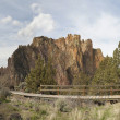 Hiking Trails at Smith Rock State Park — Stock Photo #71833505