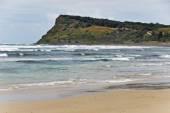 Seven Mile Beach in Lennox Head in Australia — Stock Photo