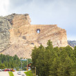 Crazy Horse Memorial, South Dakota. — Stock Photo #52915017
