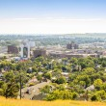 Panorama of Rapid City, South Dakota. — Foto de Stock   #52915169