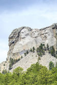 Presidents of Mount Rushmore National Monument. — Stock Photo
