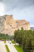 çılgın at memorial, güney dakota. — Stok fotoğraf