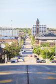 Downtown of Sioux Fall, South Dakota. — Stock Photo