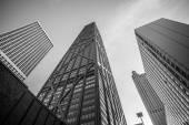 Hancock  building in Chicago, Illinois, USA — Stock Photo