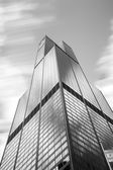 Sears Tower, Chicago, USA — Stockfoto