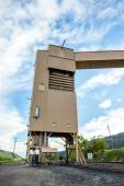 Mining infrustructure — Stock Photo