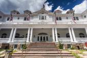 The Stanley, Estes Park, Colorado, USA — Stock Photo