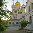 Cathedral of Nativity of Mary in Conception convent in Moscow vi — Stock Photo #55559655
