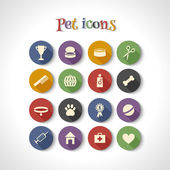 Pets — Stock Vector