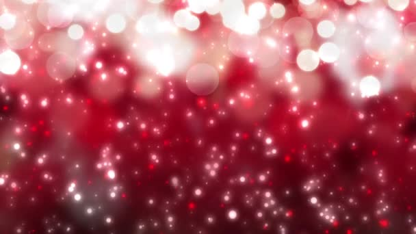 Red Holiday Background With Gift Boxes With Red Bow. Vector ...