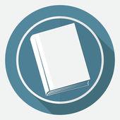 Book, reading icon — Stock Vector