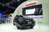 NONTHABURI - DECEMBER 1: New Honda HR-V car display at Thailand  — Photo