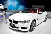 BANGKOK - March 26 : BMW 420i convertible on DisPlay at 36th Ban — Stock Photo