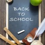 Back to school — Stock Photo #53514455
