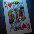 King of hearts — Stock Photo #53514461