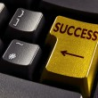 Success key — Stock Photo #58334643