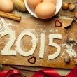 New year 2015 — Stock Photo #60115093