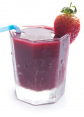 Chilled smoothie beverage — Stock Photo
