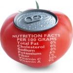 Tomato juice nutrition facts — Stock Photo #80054470