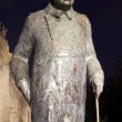Постер, плакат: Sir Winston Churchill Statue in Paris