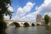 Pont Royal in Paris — Stock Photo